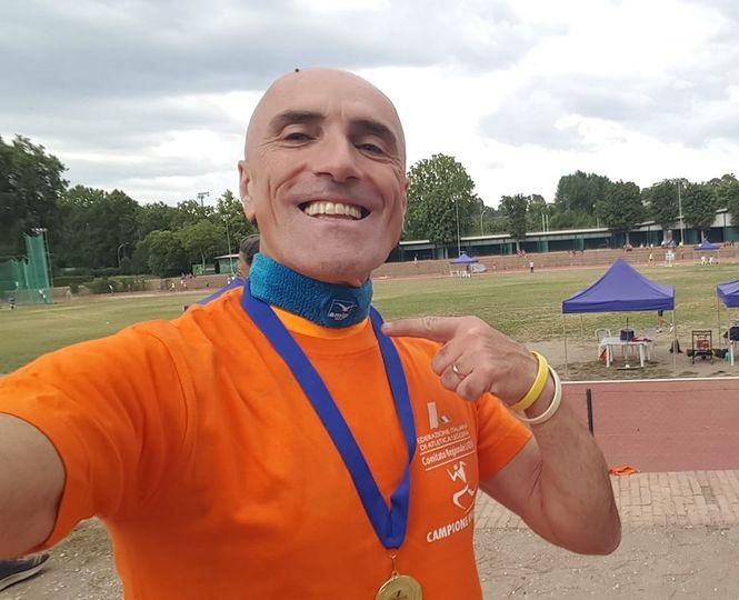 Medaglia Campione Regionale
